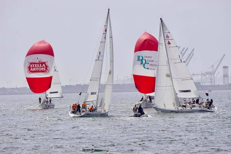 Final Day - Ficker Cup, Long Beach Yacht Club - photo © Long Beach Yacht Club