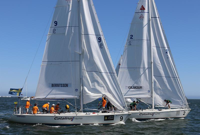 Final Day, 2018 Congressional Cup, Long Beach, April 22, 2018 - photo © Bronny Daniels