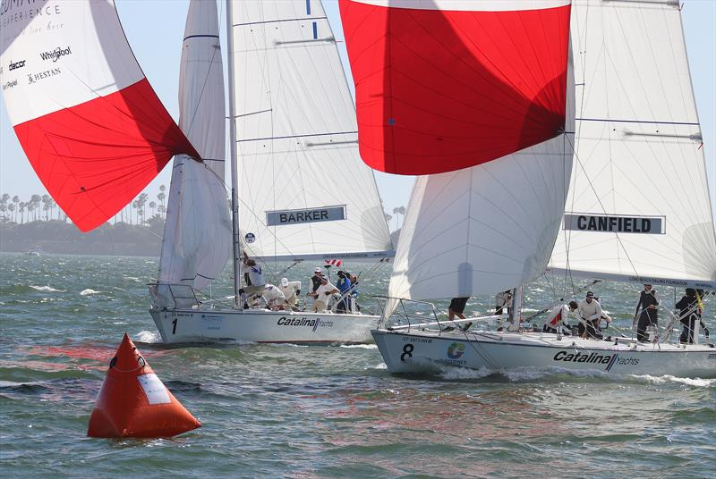 Final Day, 2018 Congressional Cup, Long Beach, April 21, 2018 - photo © Bronny Daniels