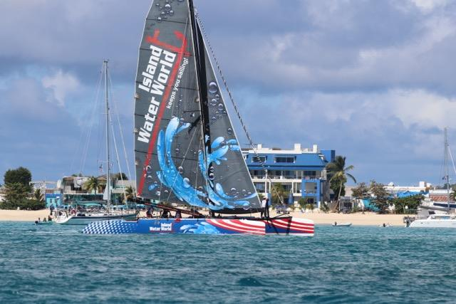 Multihull racing in the 2019 Caribbean Multihull Challenge - photo © Image courtesy of Caribbean Multihull Challenge