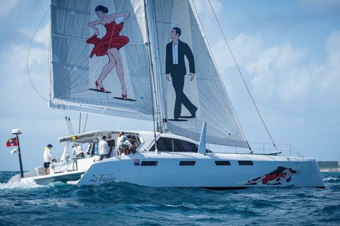 2 2 Tango - Caribbean Multihull Challenge 2020 - photo © Sint Maarten Yacht Club