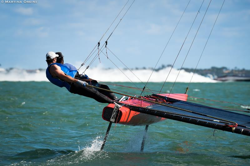 Foiling Week - Miami - photo © Martina Orsini