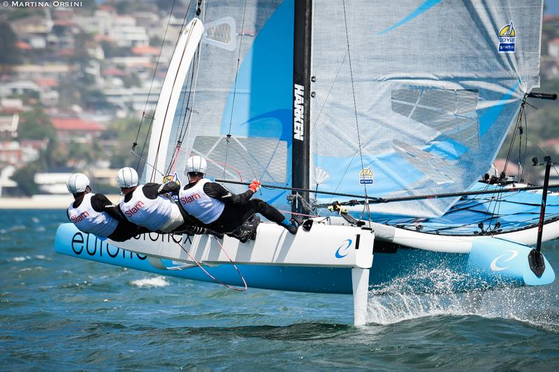 Foiling Week Sydney - photo © Martina Orsini