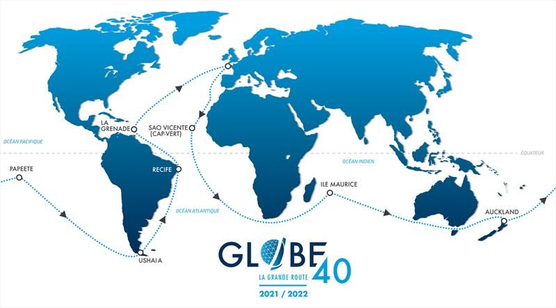 Globe 40: Round the World in Class 40 yachts - photo © Globe 40