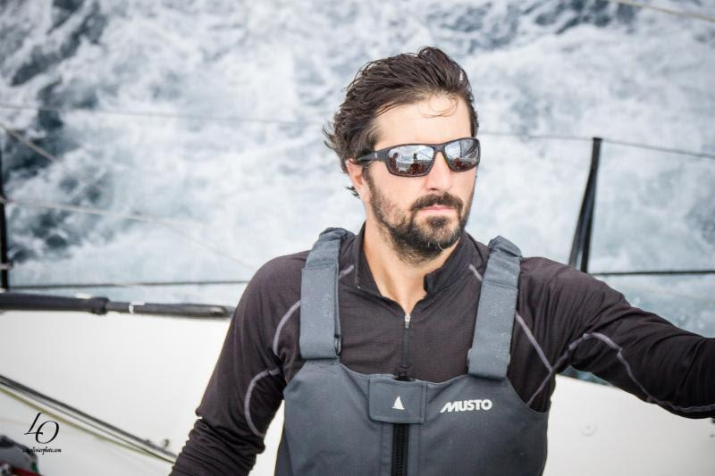 Yoann Richomme, sailing aboard Veedol – AIC, won the Class 40 class in the 2018 Route du Rhum-Destination Guadeloupe - photo © Loic Olivier