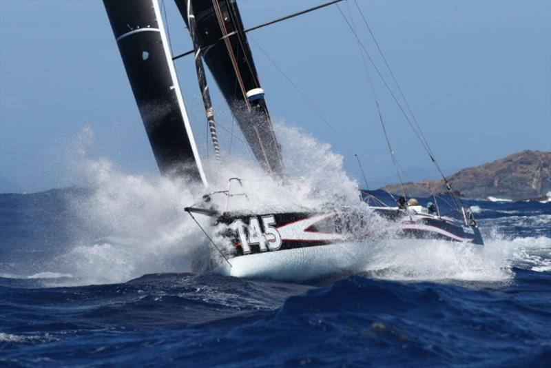 Class 40 Earendil racing in tropical waters - photo © Arthur Daniel
