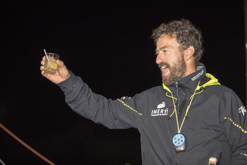 Phil Sharp - Route du Rhum-Destination Guadeloupe 2018 - photo © Alexis Courcoux