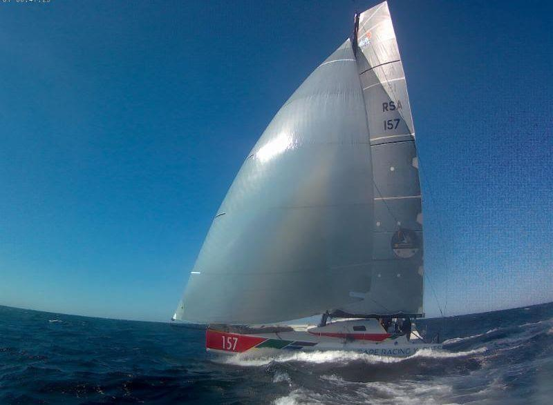 Newest Class40 in this year's Rolex Fastnet Race is Imagine, skippered by German offshore racer Jörg Reichers - photo © Event Media
