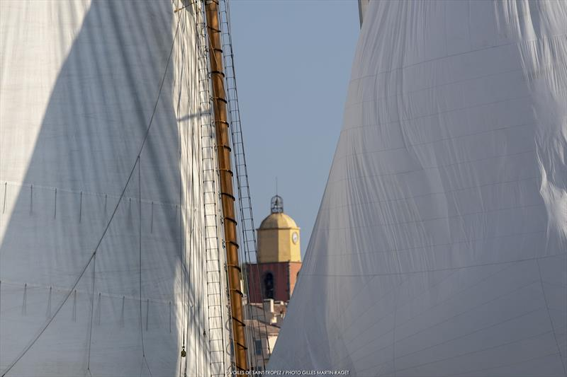 Yacht Club de France's Coupe d'Automne at Les Voiles de Saint-Tropez - photo © Gilles Martin-Raget