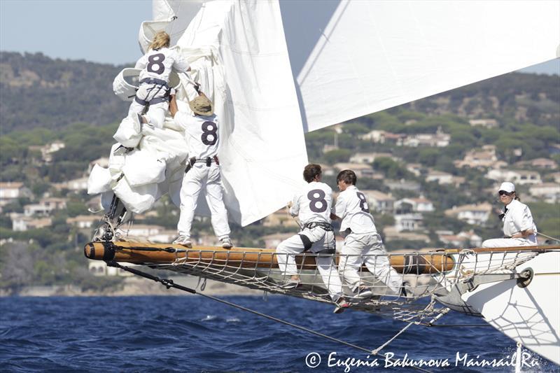 Les Voiles de Saint-Tropez day 4 - photo © Eugenia Bakunova / www.mainsail.ru