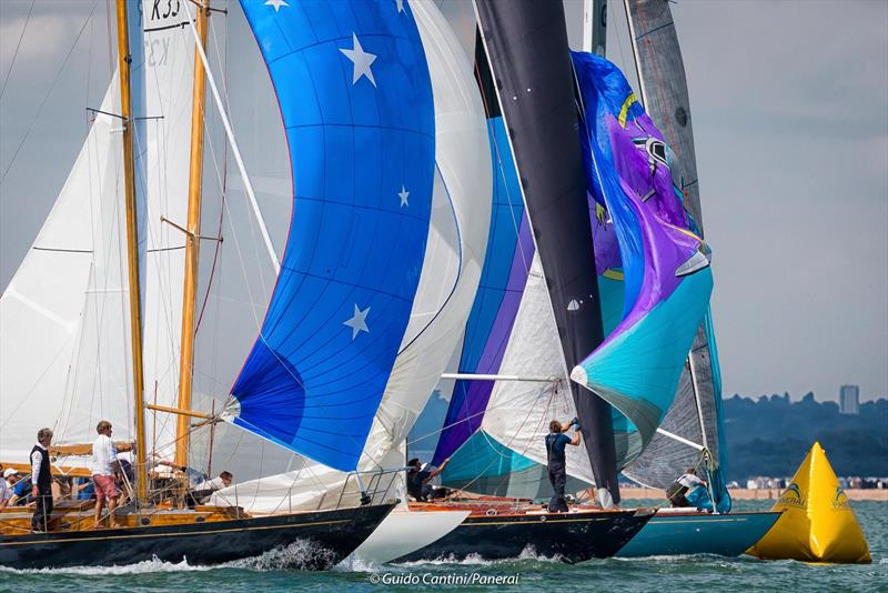 Cereste on day 4 at Panerai British Classic Week - photo © Guido Cantini / www.SeaSee.com