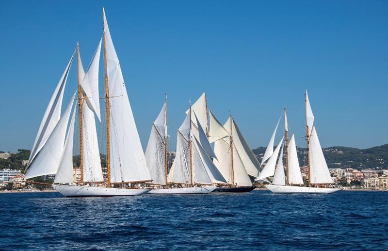 Capri Classica: The first bespoke regatta for classic schooners