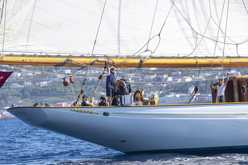 Victory - finally for Naema - Capri Classica 2019 - photo © Gianfranco Forza