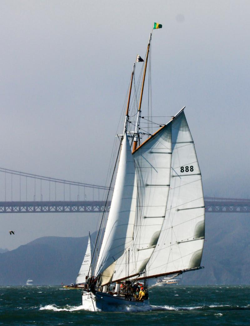 Classic Yacht at Rolex Big Boat Series - photo © Chris Ray