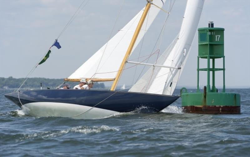 Belle - 2019 New York Yacht Club Annual Regatta - photo © Classic Yacht Owners Association