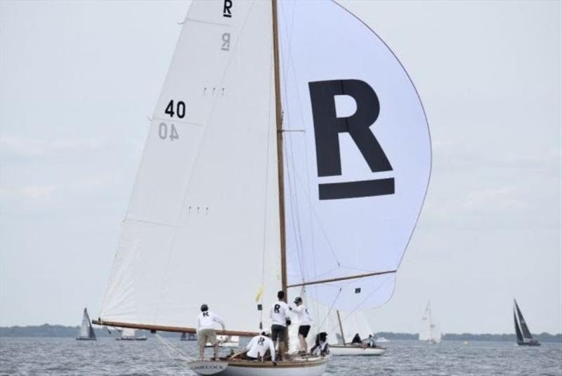 Gamecock - 2019 New York Yacht Club Annual Regatta - photo © Classic Yacht Owners Association
