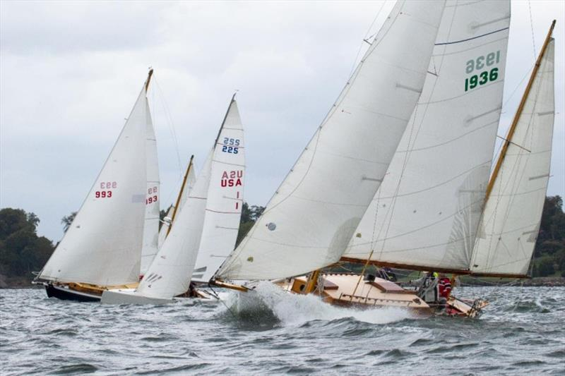 The Classic rocks at Indian Harbor Yacht Club