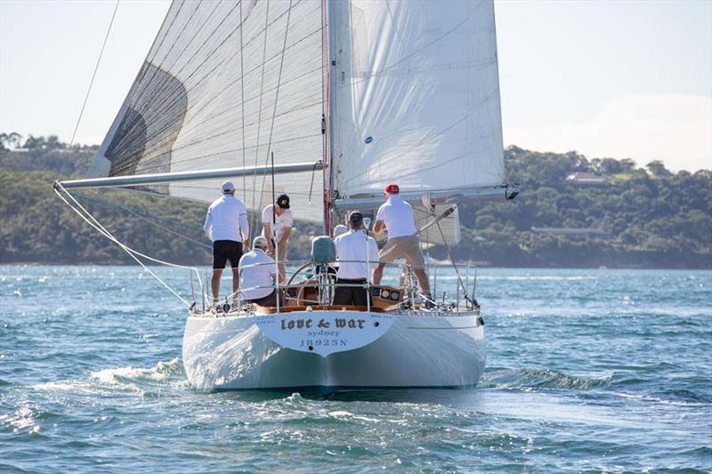 Entries build for historic Sydney Hobart Classic Yacht Regatta