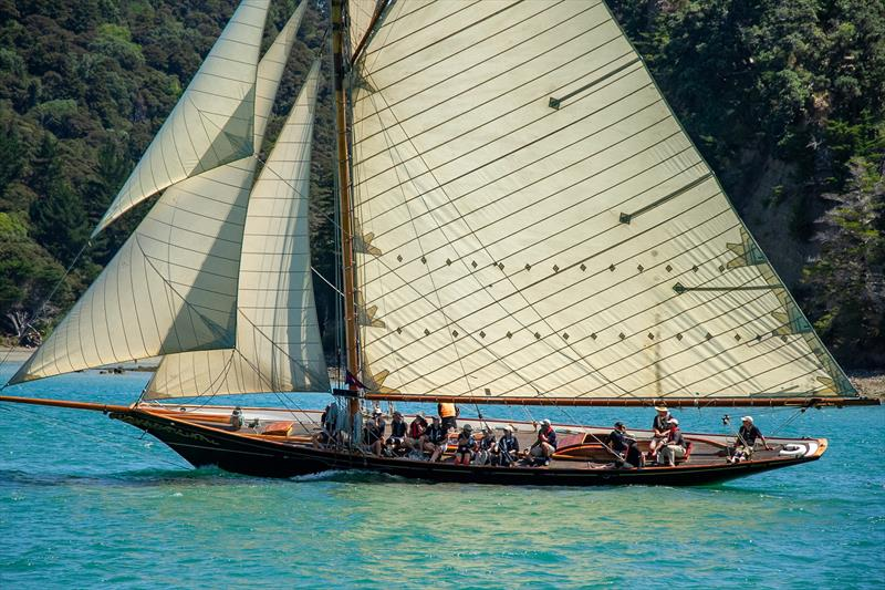 Waitangi - 2020 Mahurangi Regatta - Mahurangi Cruising Club - January 25, 2020 - photo © Richard Gladwell / Sail-World.com