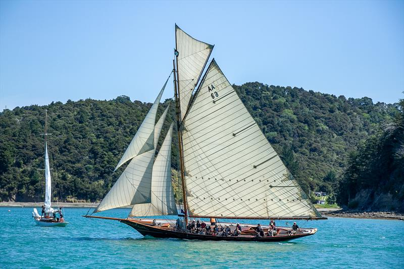 Waitangi- 2020 Mahurangi Regatta - Mahurangi Cruising Club - January 25, 2020 - photo © Richard Gladwell / Sail-World.com