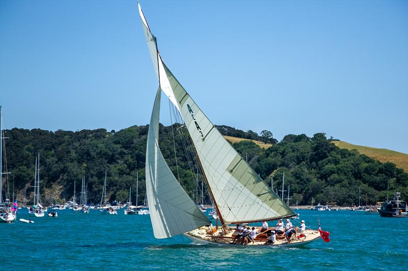 Ariki - 2020 Mahurangi Regatta - Mahurangi Cruising Club - January 25, 2020 - photo © Richard Gladwell / Sail-World.com