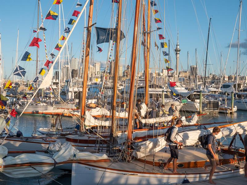 At the end of the day - ABD Group Classic Yacht Regatta 2020 - photo © Hummingbird Photography