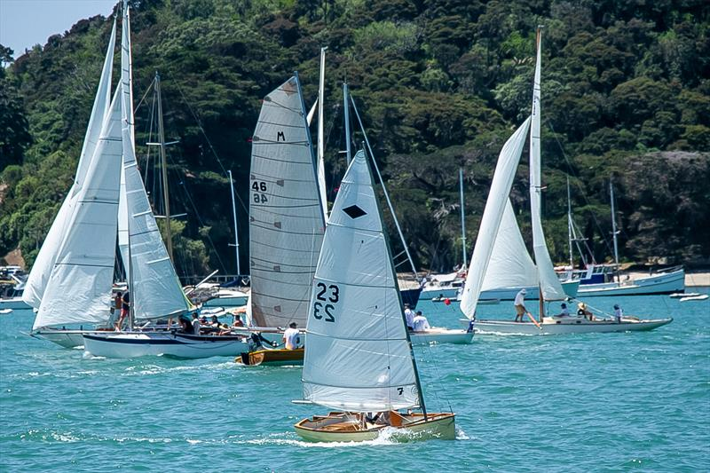 - Mahurangi Regatta - January 2020 - Mahurangi Harbour photo copyright Richard Gladwell / Sail-World.com taken at  and featuring the Classic Yachts class