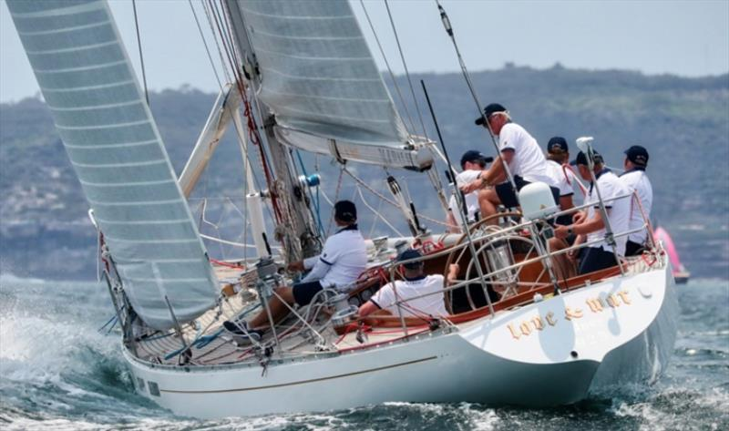 Love & War: Second in Division One - Great Veterans Race 2021 - photo © Andrea Francolini