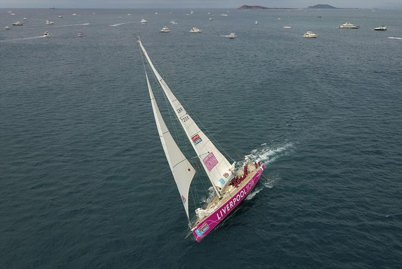 Liverpool 2018 - Clipper Race 7: The Forever Tropical Paradise Race to Sanya - photo © Clipper Race