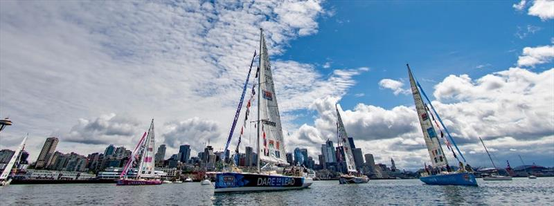 Clipper Round the World Yacht Race 10: The Garmin American Challenge to Panama, Day 0 - photo © Ben Solomon