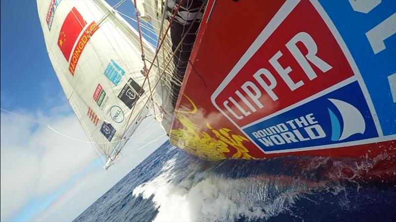 Clipper Round the World Yacht Race 10: The Garmin American Challenge to Panama, Day 9 - photo © Clipper Race
