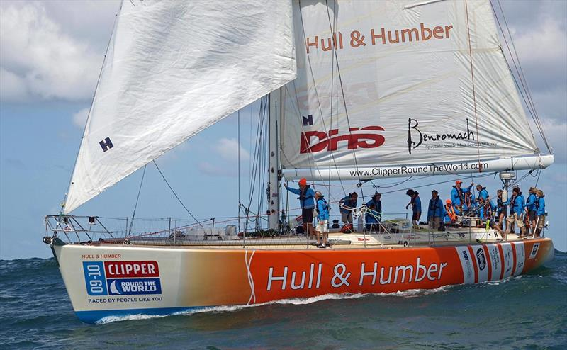 Hull & Humber - Clipper Round the World Yacht Race - photo © Clipper Race