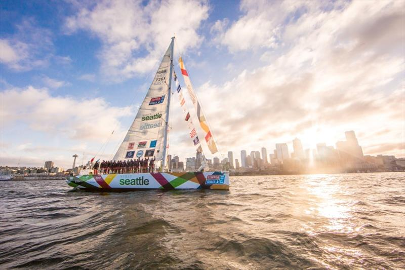 Clipper Race will be back to Seattle - photo © Clipper Race