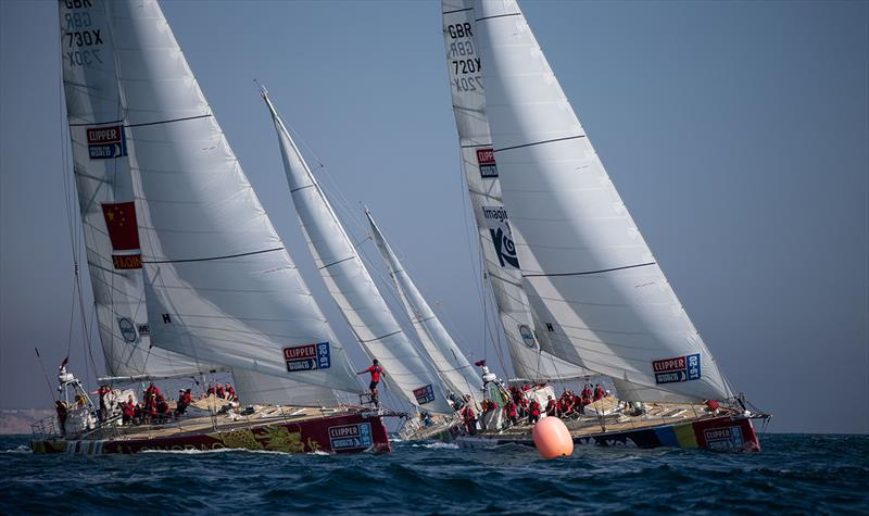 Clipper Round the World Yacht Race - photo © Matthew Dickens