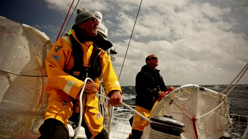 Skipper's insight into thrilling end of Clipper Race Atlantic crossing