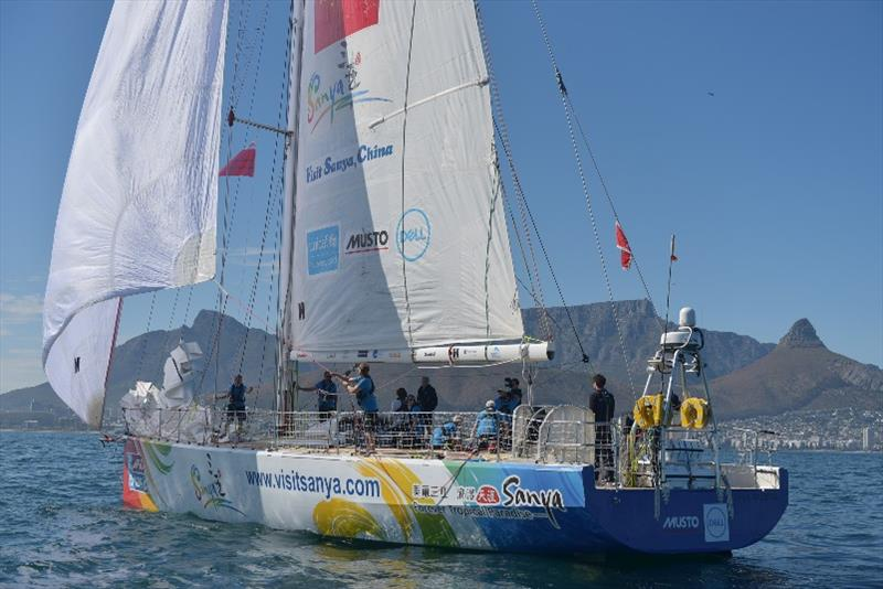 Visit Sanya - The Clipper Race Leg 2 - Race 3, Day 18 - photo © Clipper Race