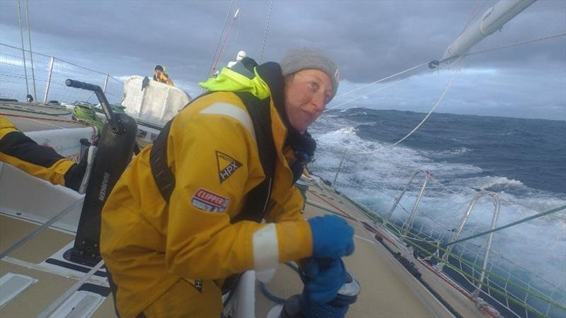 On board WTC Logistics - The Clipper Race Leg 3 - Race 4, Day 6 - photo © Clipper Race
