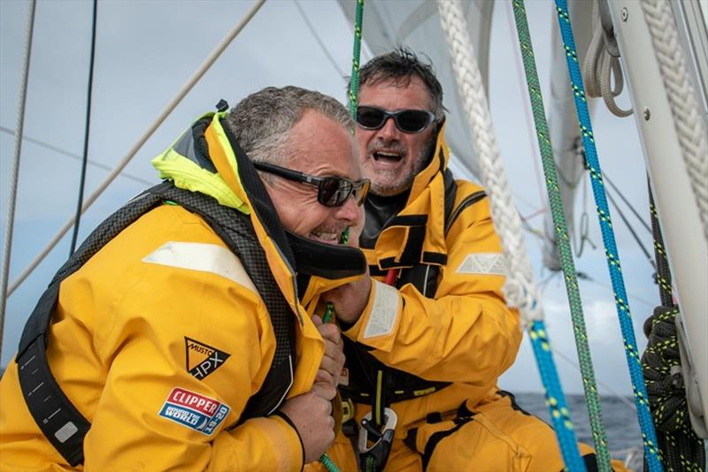 The Clipper Race Leg 3 - Race 4, Day 18 - photo © Clipper Race