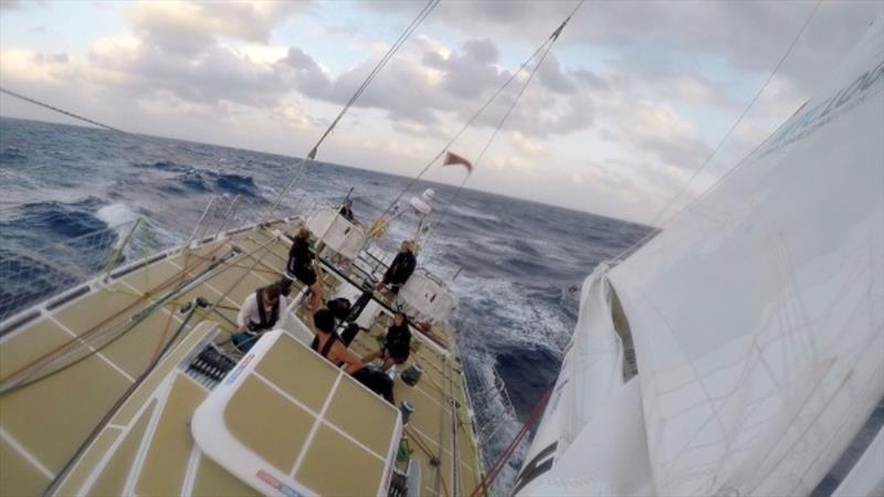 The Clipper Race Leg 5 - Race 6, Day 22: Decisions, Decisions
