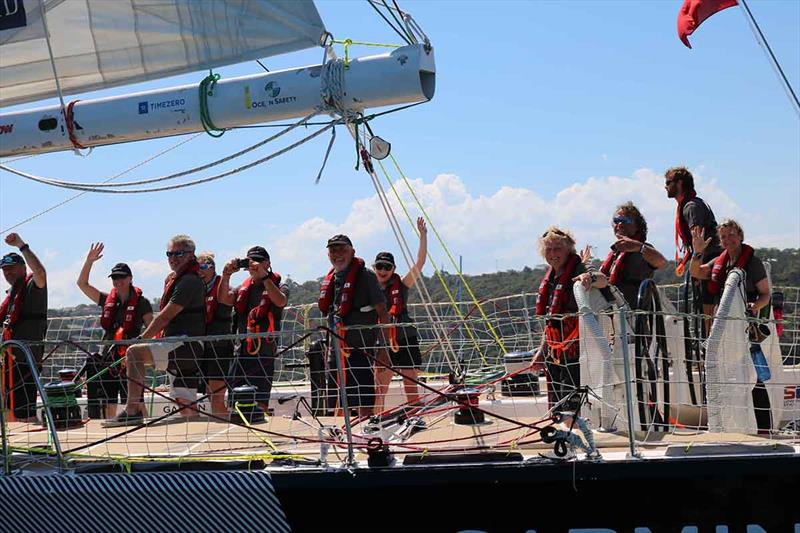 Garmin Team - photo © Clipper Race