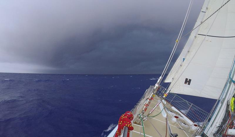 Clipper Round the World Yacht Race - photo © Ming Hao
