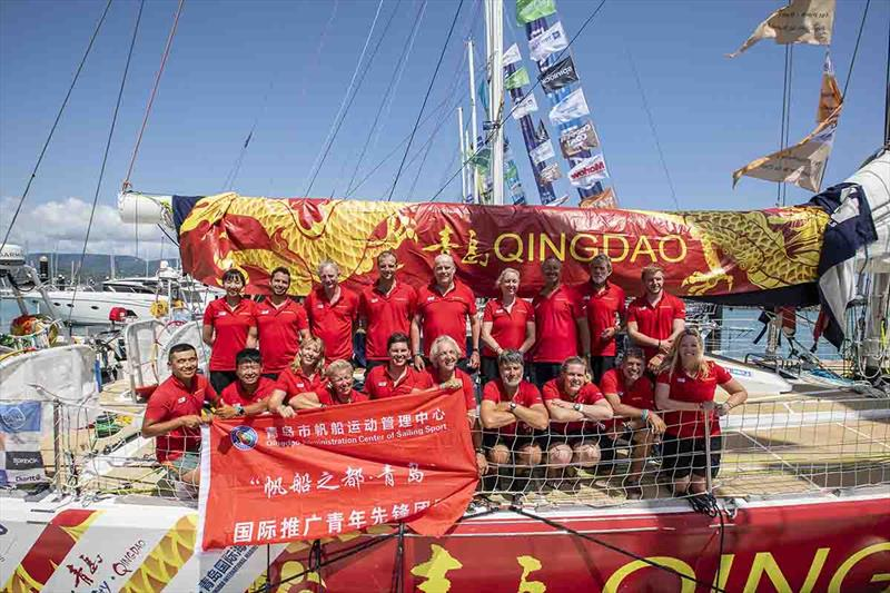 Clipper Race Team Qingdao - photo © Brooke Miles Photography