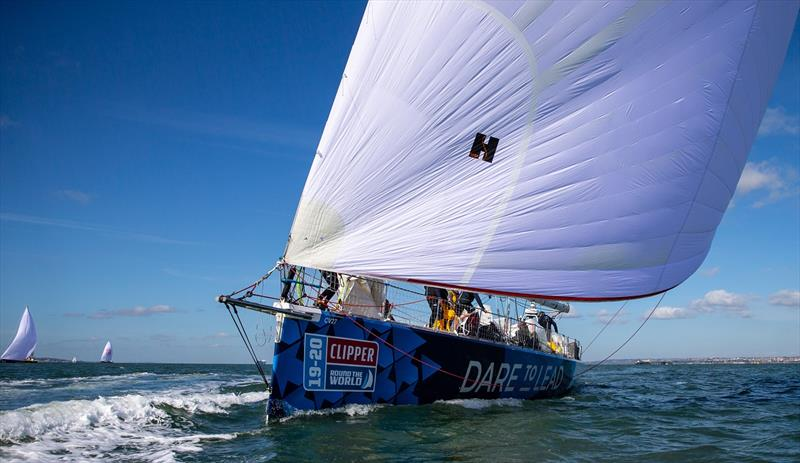 Clipper Round the World Yacht Race - photo © Matthew Dickens / imagecomms