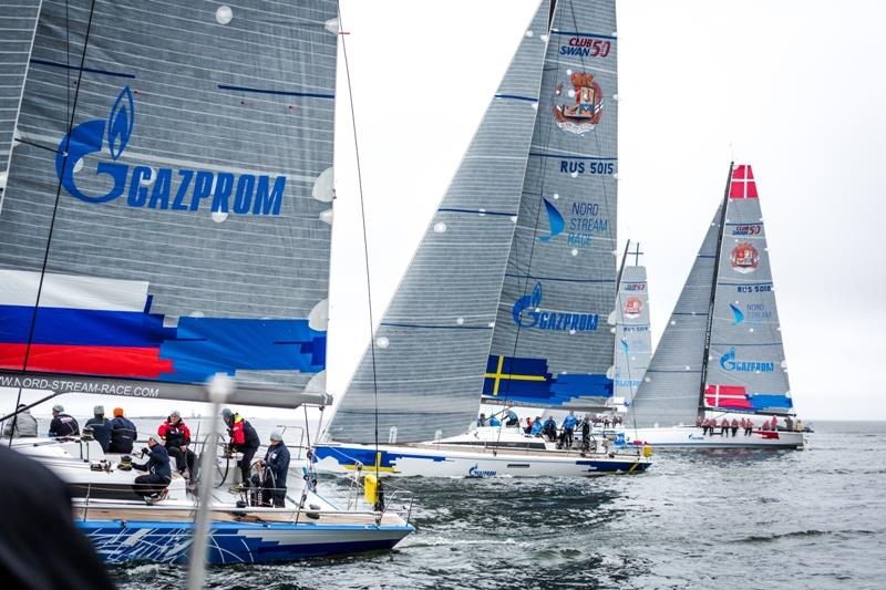 Connecting the Baltic Rim countries through a sailing competition