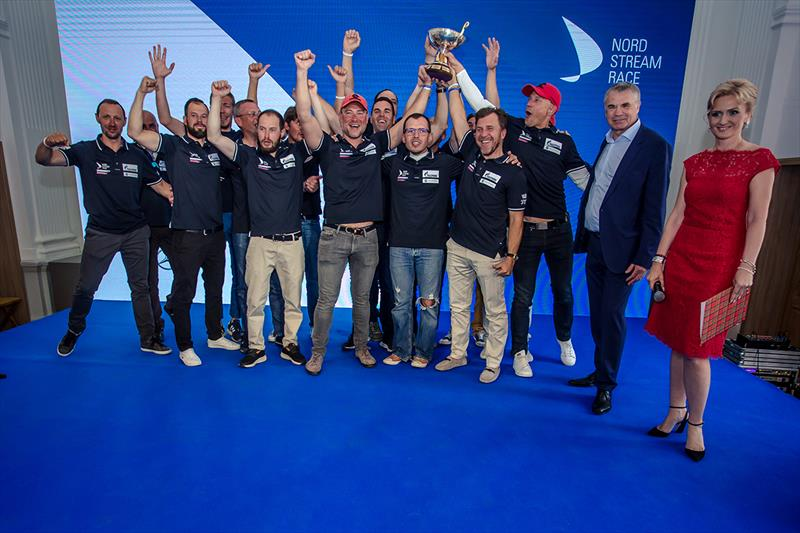The Russians are the winner - 2019 Nord Stream Race - photo © NSR / Anya Semeniouk