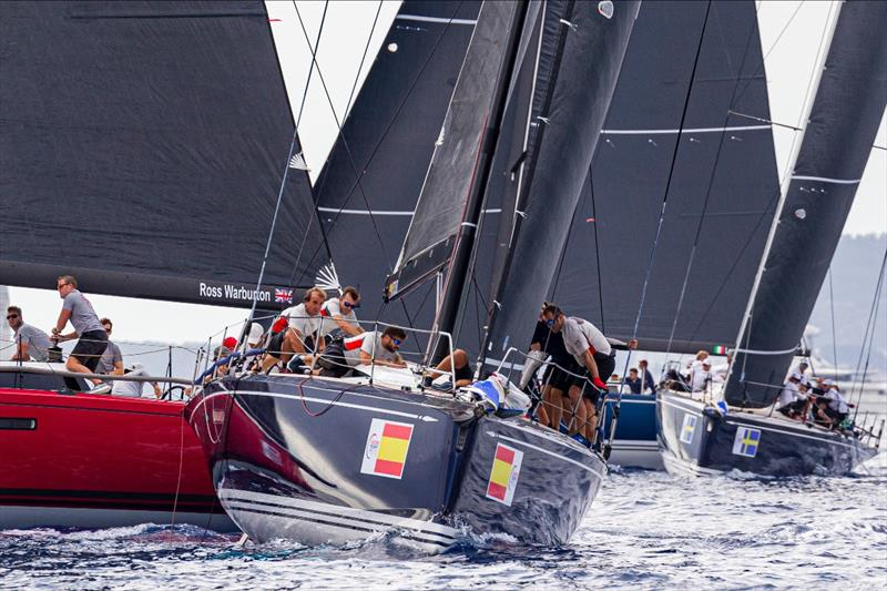 The Nations Trophy 2019 - Day 2 - photo © Nautor's Swan