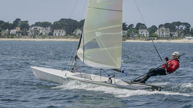 Contender Worlds at Quiberon, France - photo © Axel Dachet