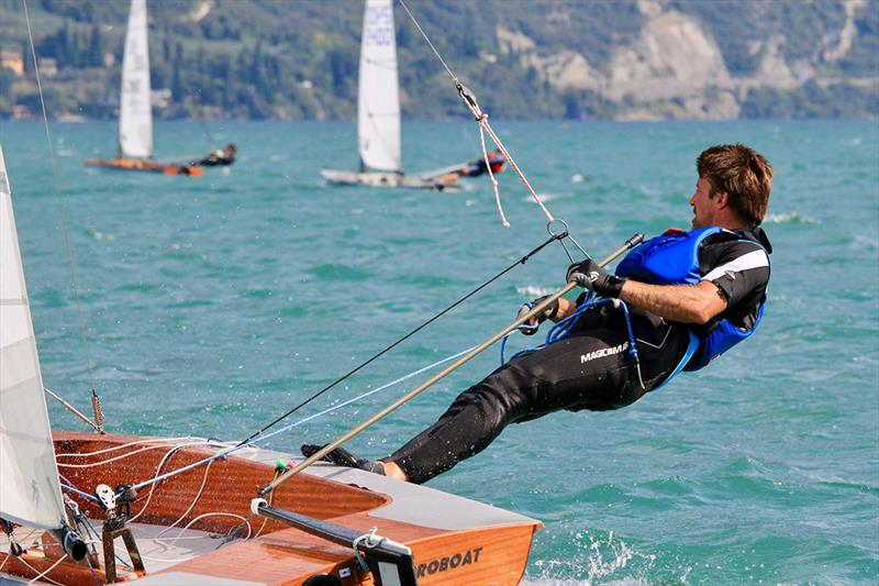 2018 International Contender European Championship - Day 4 photo copyright Elena Giolai taken at Circolo Vela Arco and featuring the Contender class