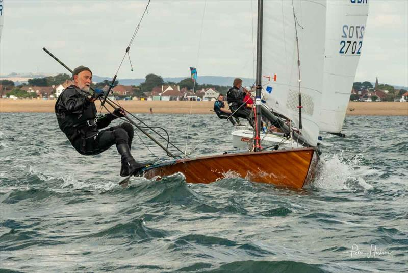 Day 1 of the International Contender British Championship at Hayling Island  - photo © Peter Hickson