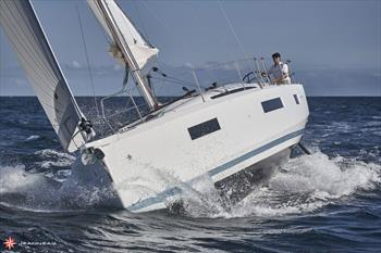 Jeanneau Sun Odyssey 440 Wins The European Yacht Of The Year At Boot